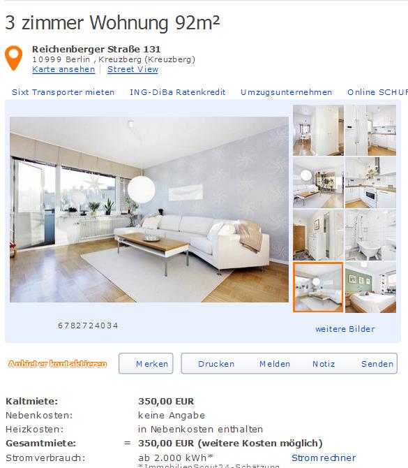 130m² 2-Zimmer-Wohnung In Köln