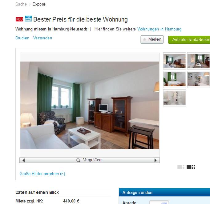 sch ne ferienwohnung gegen wohnungsbetrug against rental scammers. Black Bedroom Furniture Sets. Home Design Ideas