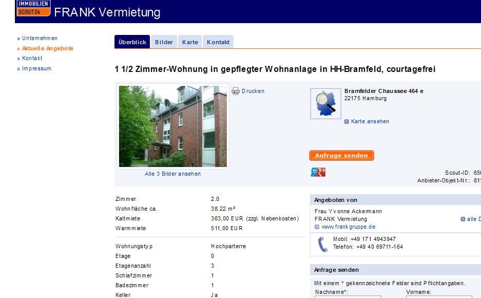 Www.Immobilienscout24.De Mobil