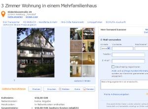 3 zimmer wohnung in einem mehrfamilienhaus s derblomstra e 28 22045 hamburg tonndorf. Black Bedroom Furniture Sets. Home Design Ideas