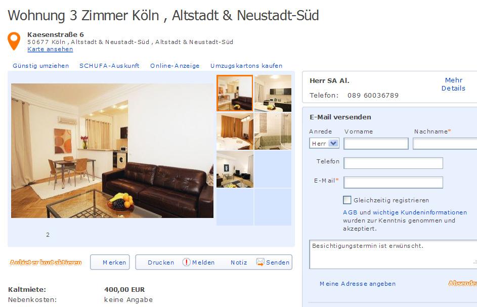 wohnung 2 zimmer bremen schwachhausen schwachhauser. Black Bedroom Furniture Sets. Home Design Ideas